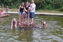 Familienausflug zur Gymnicher Mühle - 24.06.2017