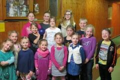 Fischessen - Kinder & Jugendtanzcorps