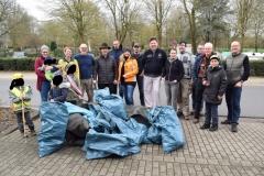 Frühjahrsputz in den Hürther Stadtteilen am Samstag, den 16.03.2019