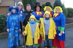 Karnevalszug in Fischenich 2015