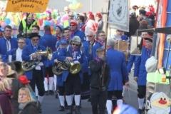Karnevalszug in Kendenich 2015