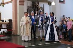 Kölsche Messe am Sonntag, den 17.02.2019