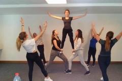 Probewochenende Tanzcorps